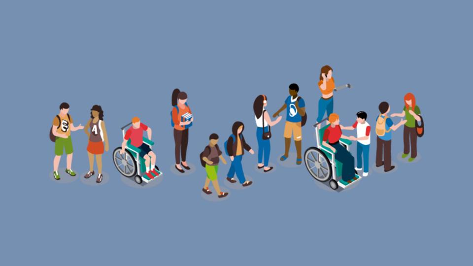 Inclusión y discapacidad en educación: conceptos y contexto